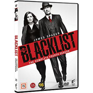 Blacklist - Season 4 (DVD)