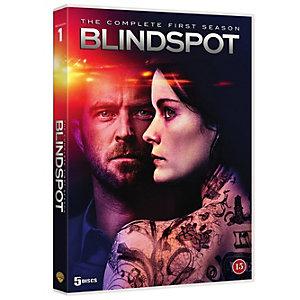 Blindspot - Kausi 1 (DVD)