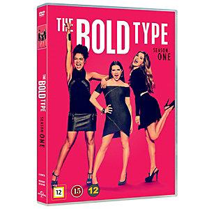 The Bold Type - Kausi 1 (DVD)