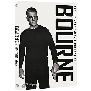 Bourne 1-5 Collection (DVD)