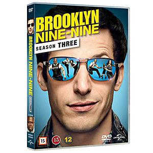 Brooklyn Nine-nine: sesong 3 (DVD)