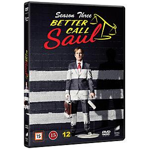 Better Call Saul - Sesong 3 (DVD)