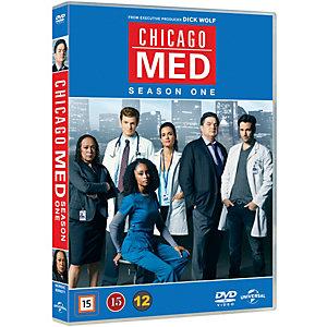 Chicago Med - kausi 1 (DVD)