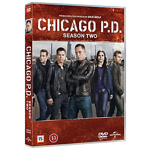 Chicago P.D. sesong 2 (DVD)