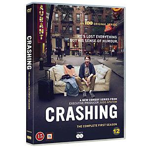 Crashing - Kausi 1 (DVD)