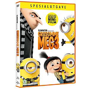 Grusomme meg 3 (DVD)