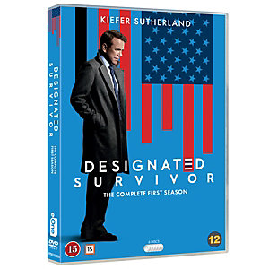 Designated survivor - Säsong 1 (DVD)