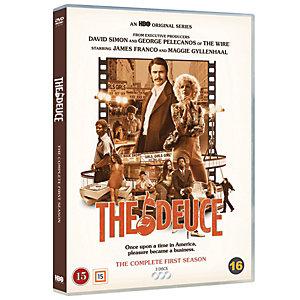 The Deuce - Säsong 1 (DVD)