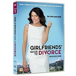 Girlfriends Guide to Divorce - Säsong 1 (DVD)