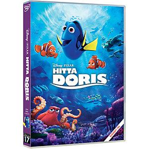 Hitta Doris - Disney Pixar Klassiker 17 (DVD)