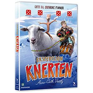 Ekspedisjon Knerten (DVD)