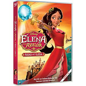 Elena från Avalor: Redo att styra (DVD)