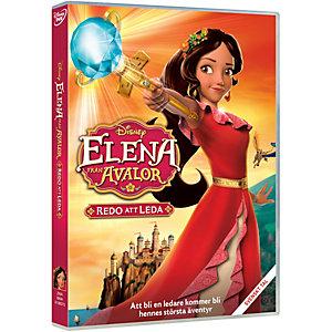 Elena och Avalors hemlighet (DVD)