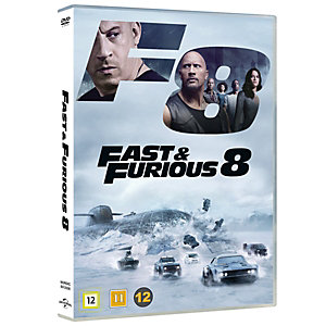 Fast and Furious 8 (DVD)