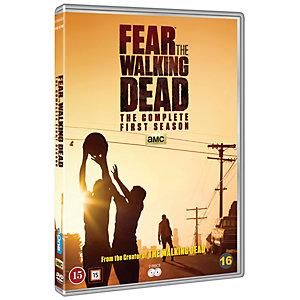 Fear the Walking Dead - Kausi 1 (DVD)