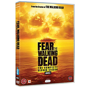 Fear the Walking Dead - Kausi 2 (DVD)