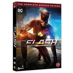 The Flash - Kausi 2 (DVD)