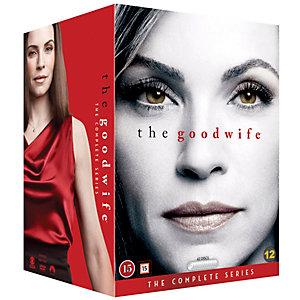 The Good Wife - Säsong 1-7 Komplett Box (DVD)