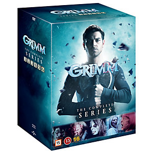 Grimm - Sesong 1-6 (DVD)
