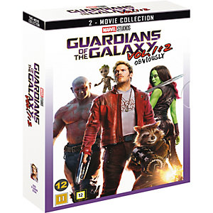 Guardians of the Galaxy Vol. 1 & 2 (DVD)