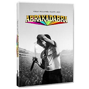 Abrakadabra - Live på Ullevi 2016 (DVD)