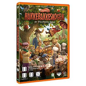 Dyrene i Hakkebakkeskogen (DVD)