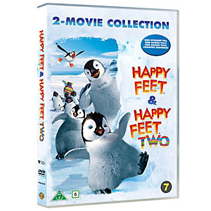 Happy Feet 1-2 Box (DVD)
