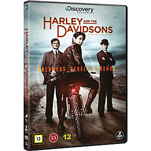 Harley and the Davidsons (DVD)