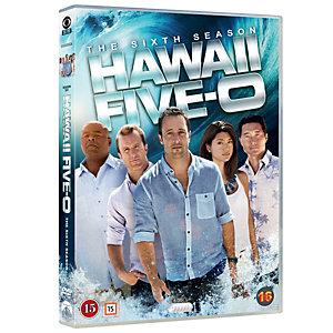 Hawaii Five-O - Season 6 (DVD)