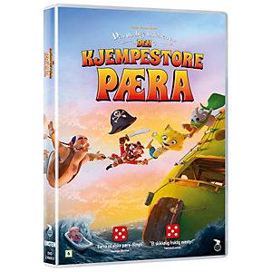 Den Utrolige Historien Om Den Kjempestore Pæra (DVD)