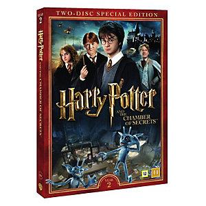 Harry Potter 2 + dokumentti (DVD)