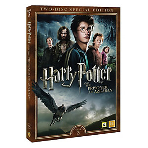 Harry Potter 3 + Dokumentar (DVD)