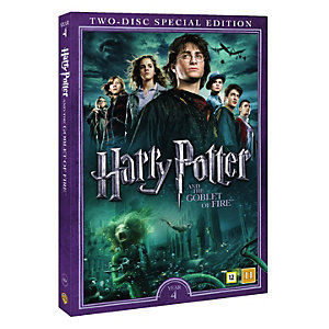 Harry Potter 4 + Dokumentar (DVD)