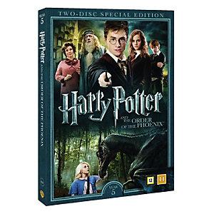 Harry Potter 5 + dokumentti (DVD)