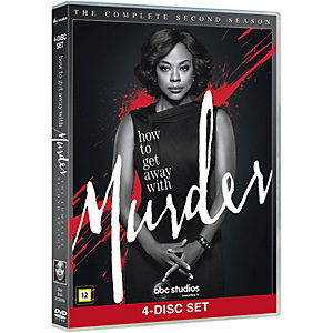 How to Get Away with Murder: Sesong 2 (DVD)