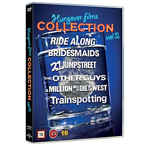 Hungover Films Collection Vol. 2 (DVD)