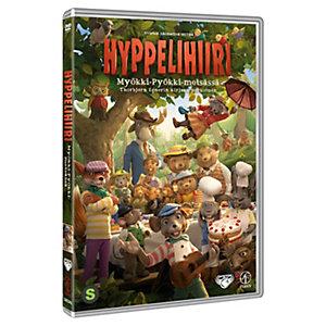 Hyppelihiiri Myökki Pyökki metsässä (DVD)