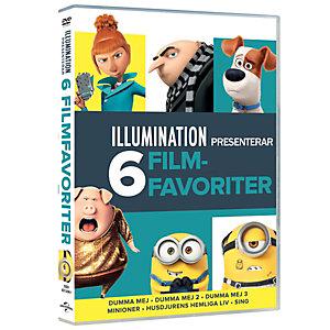 Illumination 6-Movie Collection (DVD)