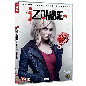 iZombie - Säsong 2 (DVD)