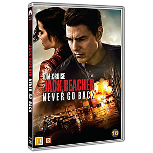 Jack Reacher - Never Go Back (DVD)