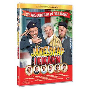 Jäkelskap I Kikar'n (DVD)