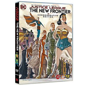 Justice League: The New Frontier - Commemorative ed.