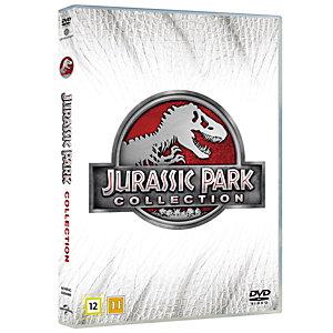 Jurassic Park kokoelma (DVD)