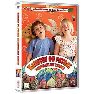 Karsten Og Petras: Vidunderlige Verden (DVD)