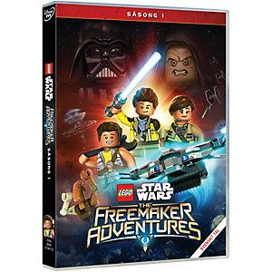 Lego Star Wars - The Freemaker Adventures (DVD)