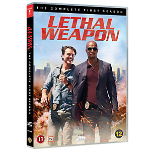 Lethal Weapon - Säsong 1 (DVD)