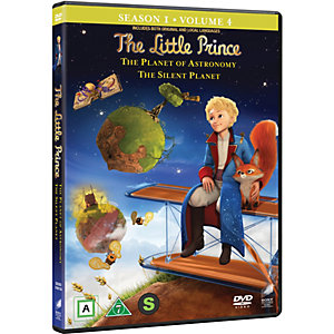 Little Prince - Sesong 1, Vol.4 (DVD)
