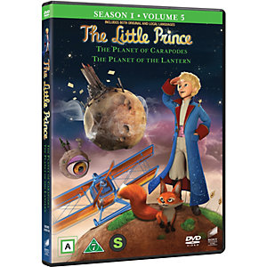 Little Prince - Sesong 1 Vol. 5 (DVD)