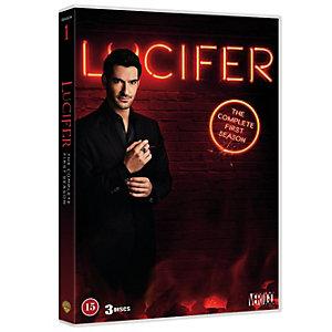 Lucifer - Kausi 1 (DVD)