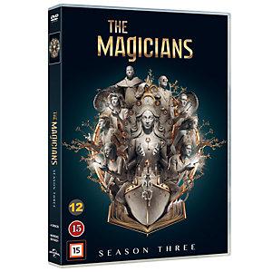 The Magicians - Kausi 3 (DVD)